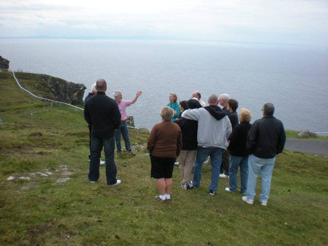 Group Tours Sliabh Liag Donegal