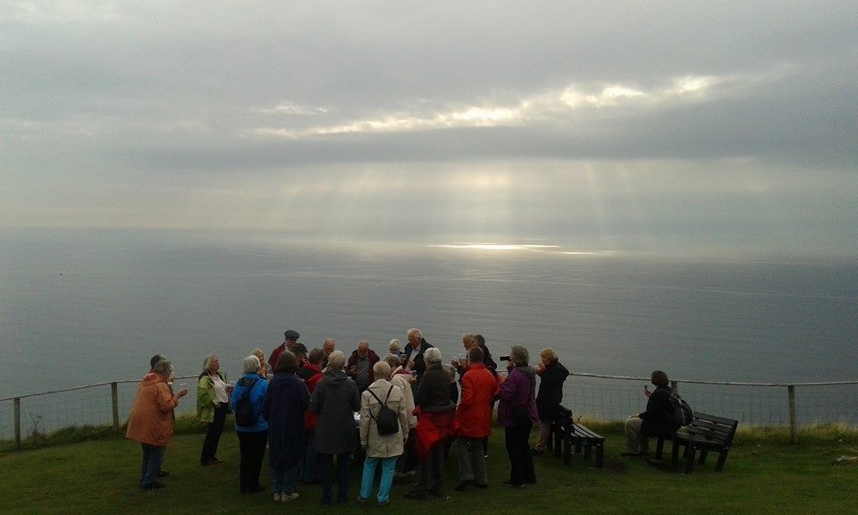 Group Tours Sliabh Liag in Donegal
