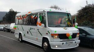 Sliabh Liag Cliffs bus